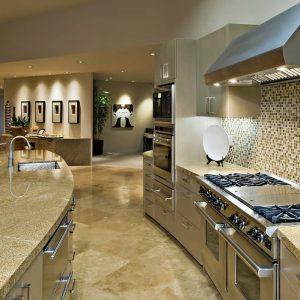 Kitchen Tile Installation